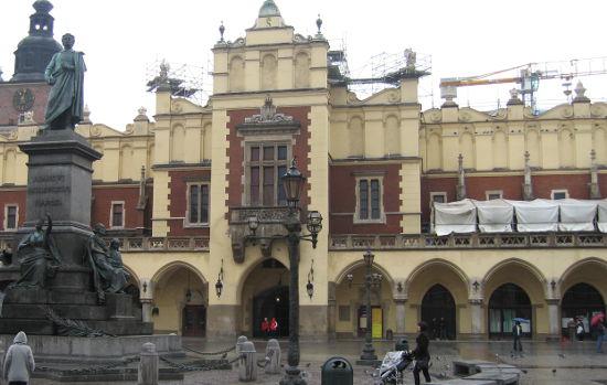 Ein langes Wochenende in Krakau