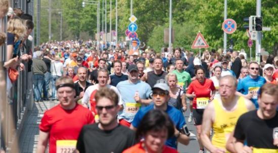 TUI Marathon 2013 in Hannover