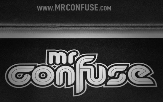Studiobesuch bei mr confuse